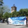 """Uns 200 professors de la UB es manifesten contra """"la precarietat a la universitat"""""""