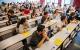 La Prova d'Accés a la Universitat (PAU) a Catalunya ha començat amb l'examen de llengua castellana i literatura