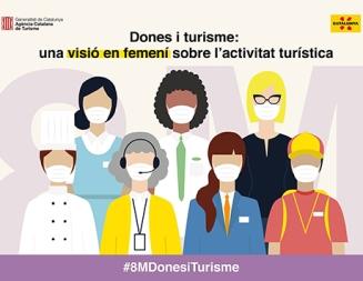 """Aquest dilluns taula rodona """"Dones i Turisme: una visió en femení sobre l'activitat turística"""""""