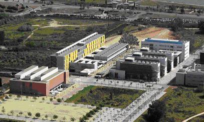 campus vista aerea