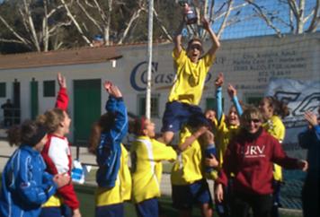 Final Futbol 7 femeni 2013