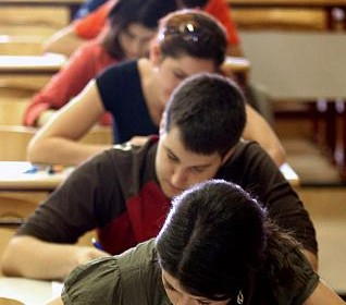 EDUCACION-PRUEBA DE SELECTIVIDAD