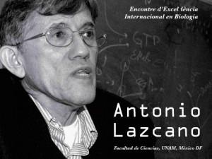 Antonio Lazcano