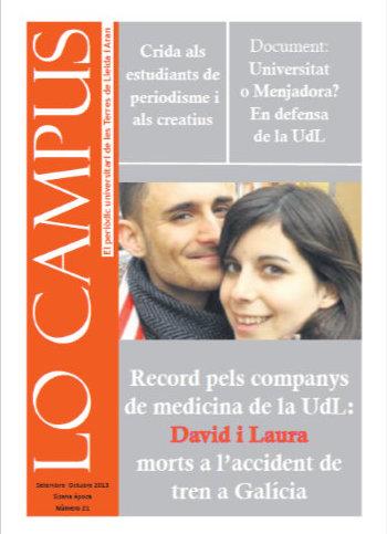 LO CAMPUS 21 portada en petit