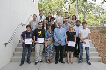 Entrega de premios INCREA