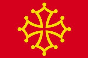bandera occitana