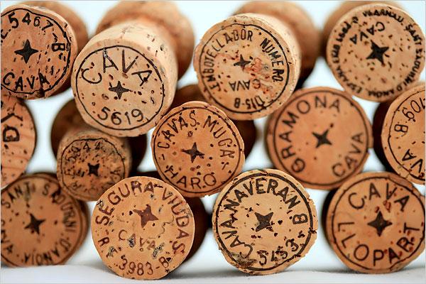 Cava-corks
