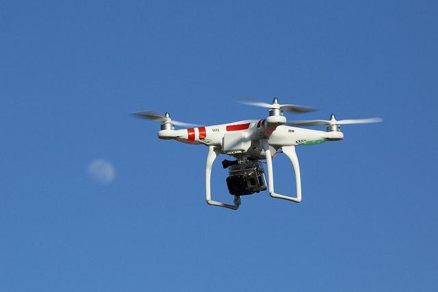 dron-volador