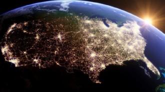 America-Revealed-Population-Distribution