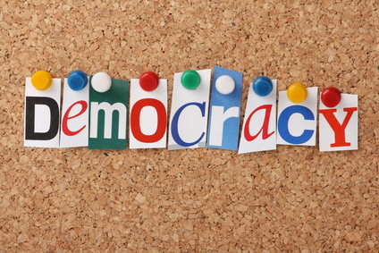 Democracy in Letters