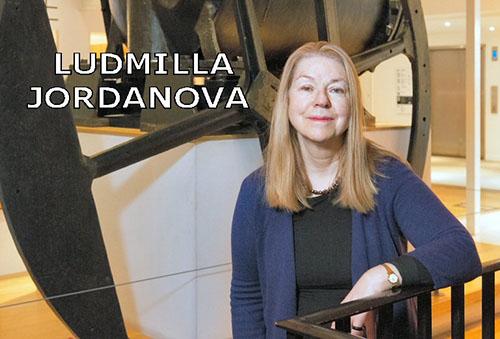 Ludmilla Jordanova