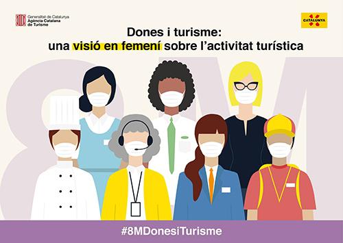 """Taula rodona """"Dones i Turisme: una visió en femení sobre l'act"""